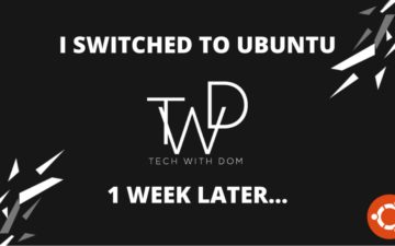 Ubuntu1week later thumb